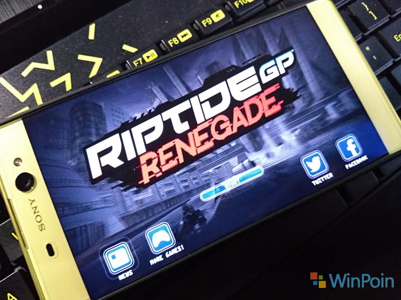 Riptide GP: Renegade Segera Tersedia di Xbox One dan Windows 10