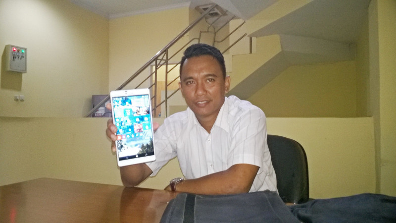 Pengumuman Pemenang Phablet Cube WP10 4G