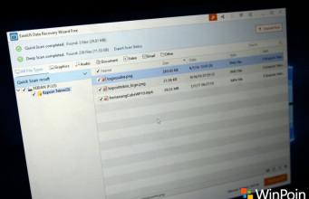 Mengembalikan File yang Hilang dengan EaseUS Data Recovery Wizard (Review)