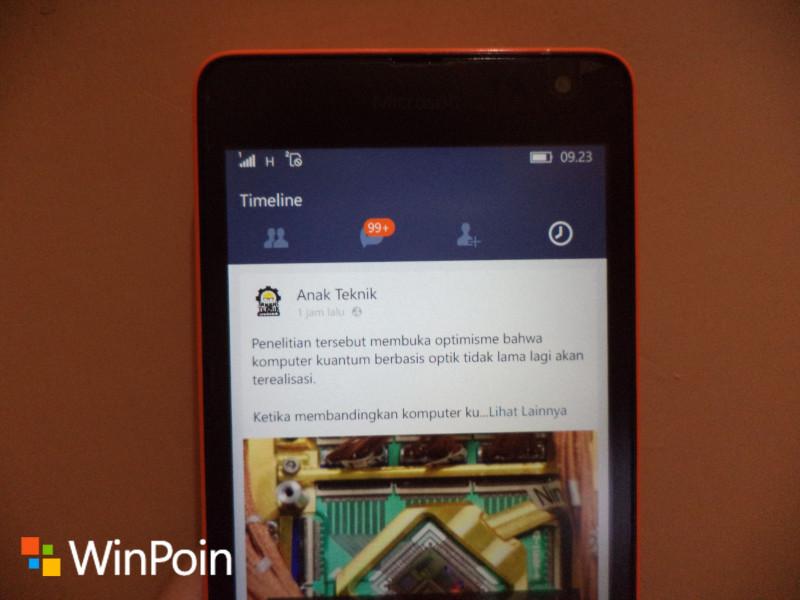Cewek Sosmed-an Pakai Lumia? Why Not?