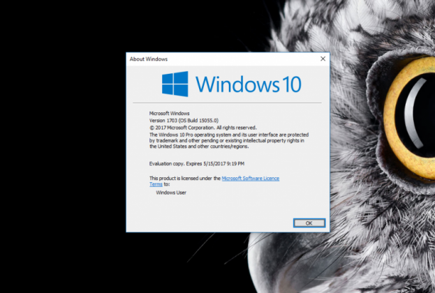 Versi Windows 10 di Creators Update Terungkap!
