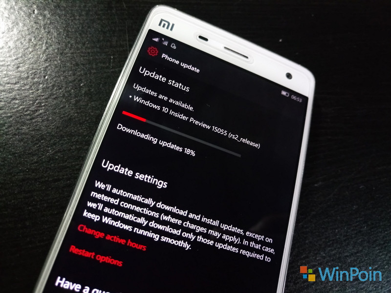 Microsoft Rilis Windows 10 (PC & Mobile) Build 15055 ke Insider Fast Ring