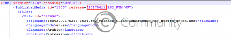 Windows 10 Build 15063 adalah Build RTM yang akan Dirilis pada 11 April 2017?
