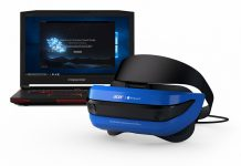 Acer Windows Mixed Reality