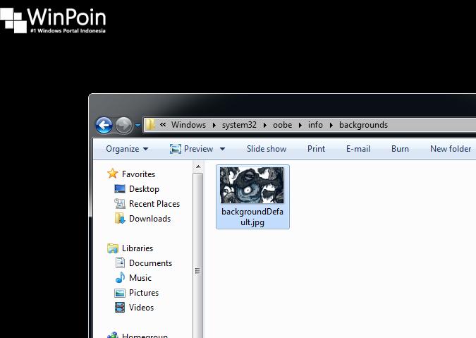 Cara Mengganti Wallpaper Logon Windows 7 (3)