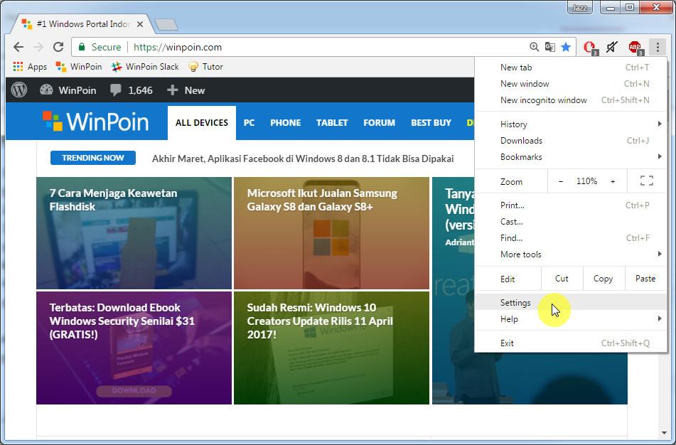 Cara Menggunakan Ekstensi Chrome pada Incognito Mode (2)