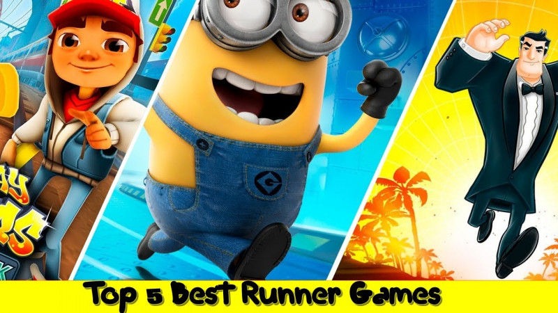 5 Games Endless Runner Terbaik di Windows Store