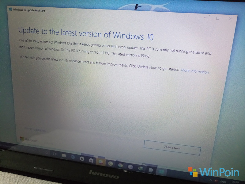 HOT: Windows 10 Creators Update Resmi Dirilis?