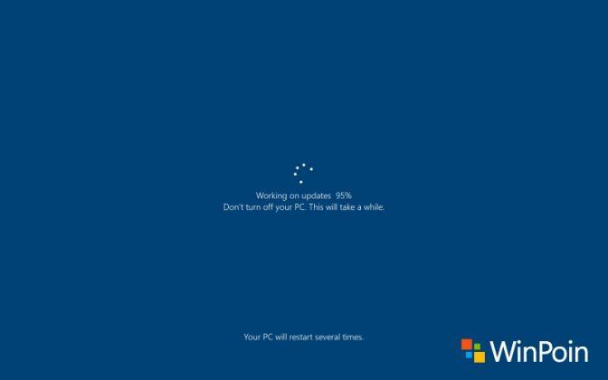 Cara Install Windows 10 Creators Update Gak Pake Lama