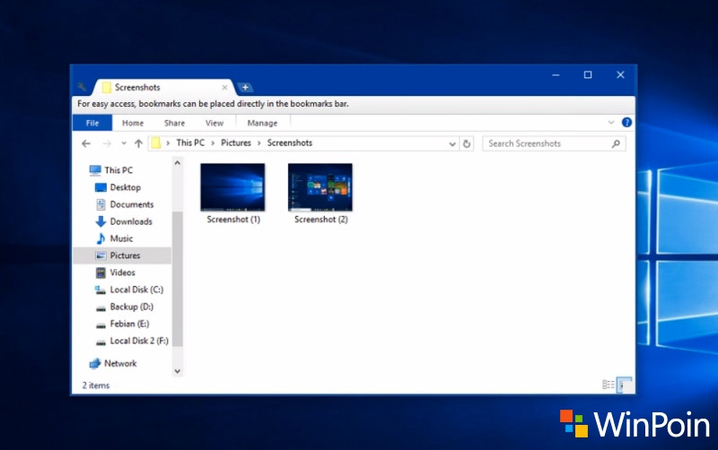 3 Cara Screenshot di Laptop dan PC Windows