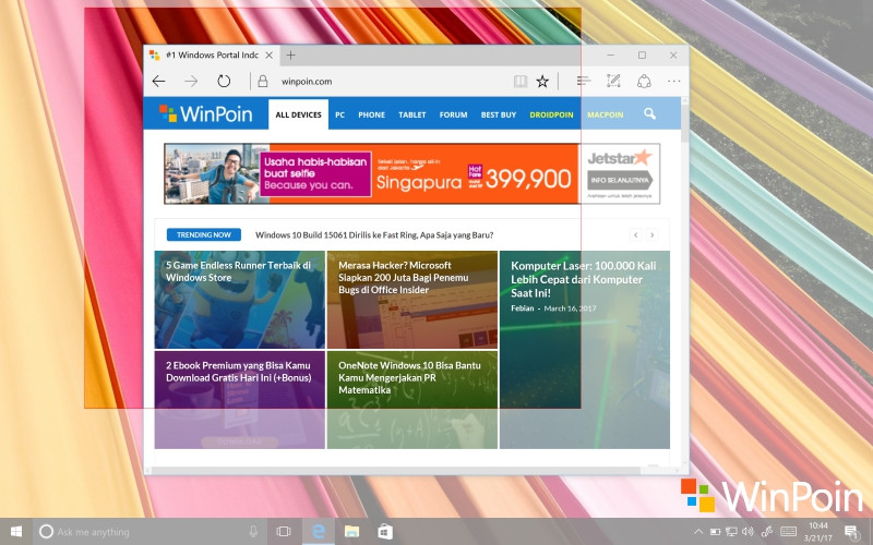 3 Cara Screenshot Di Laptop Dan Pc Windows Winpoin