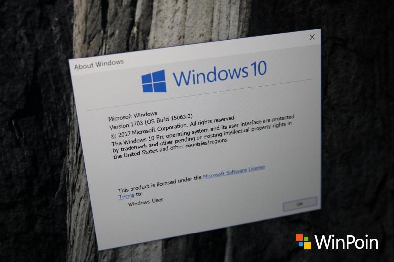 """Windows 10 Creators Update """"Dini"""" Sudah Diblokir Microsoft"""