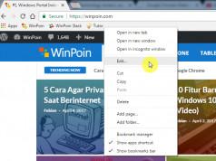 Cara Menampilkan Icon Saja pada Bookmark Bar Google Chrome (1)