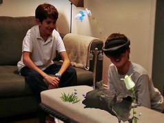 Game Smurf Segera Menyambangi HoloLens
