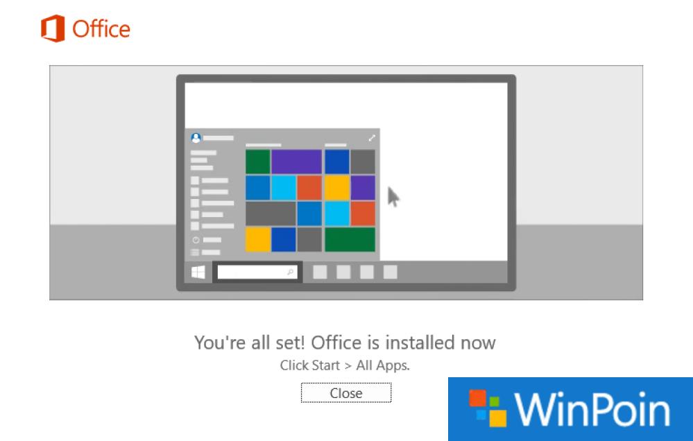 Tutorial Lengkap Cara Install Microsoft Office 2016