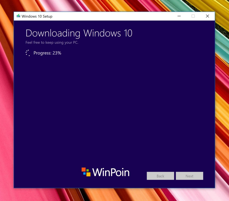 Cara Download File ISO Windows 10 Creators Update (Langsung dari Server Microsoft)