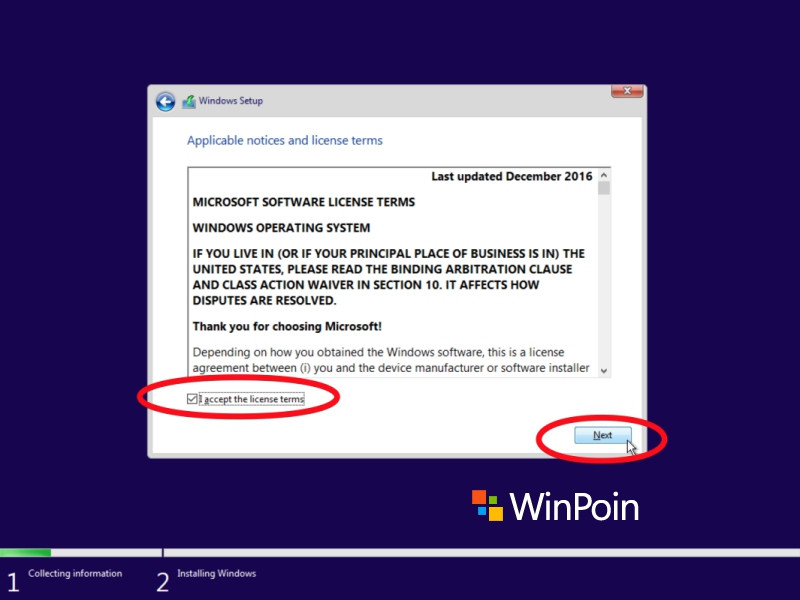Cara install Ulang Windows 10 Creators Update (Clean Install)