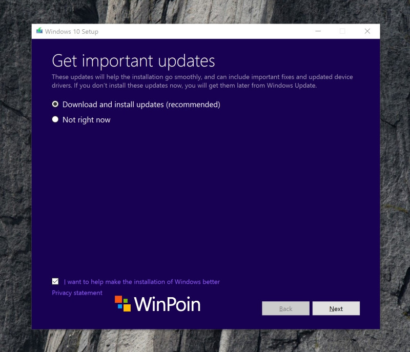 Cara Upgrade ke Windows 10 Creators Update dengan File ISO