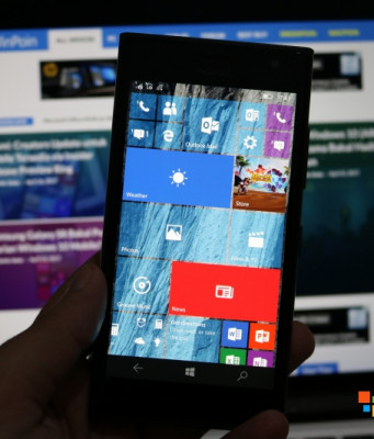 Cara Install Windows 10 Mobile Creators Update Terbaru di Lumia Lawas