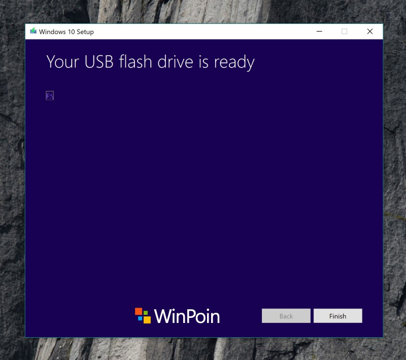 Cara Membuat Flashdisk Bootable Windows 10 Creators Update