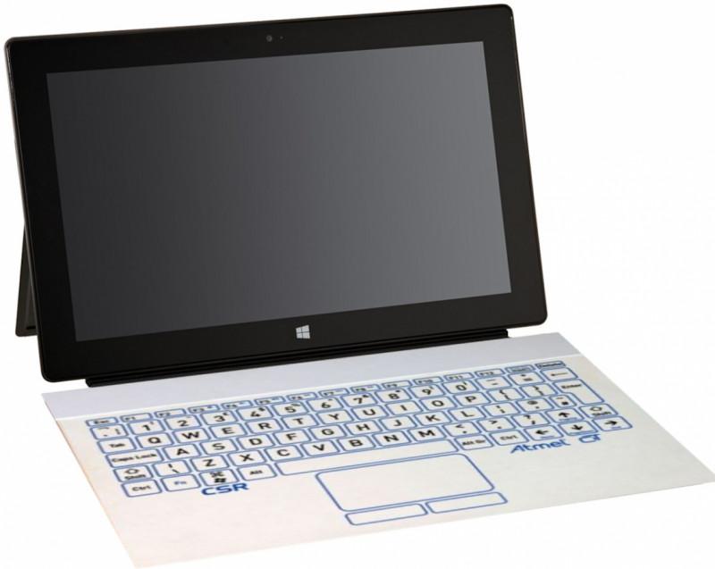 """Microsoft Siapkan Paten """"Dual Display Device"""" untuk Surface"""