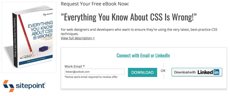 HOT: Download 10 Panduan Web Desain & Programming (Gratis Terbatas!)