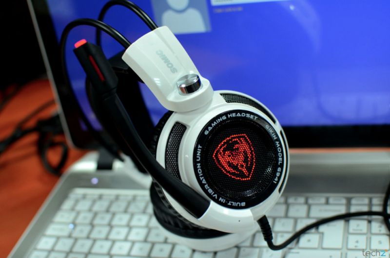 Somic G941: Headset Gaming dengan Active Noise Cancelling Seharga 570 Ribuan