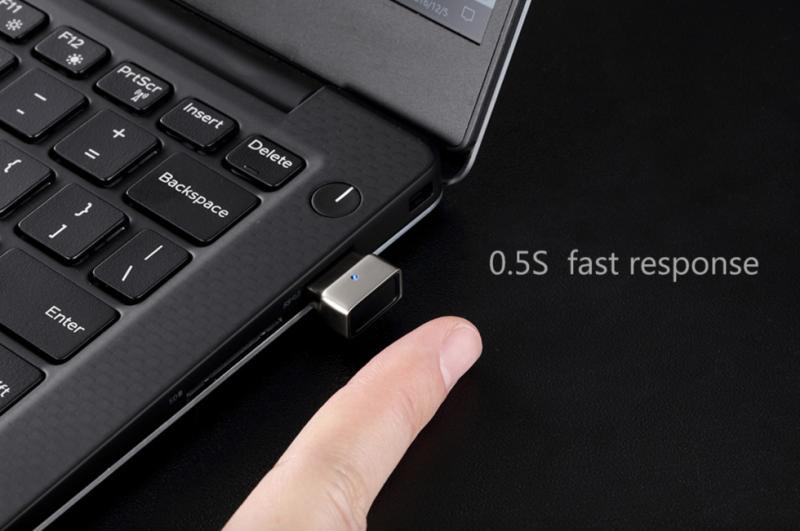 COBO C1: USB Fingerprint untuk Laptop Seharga 400 Ribuan
