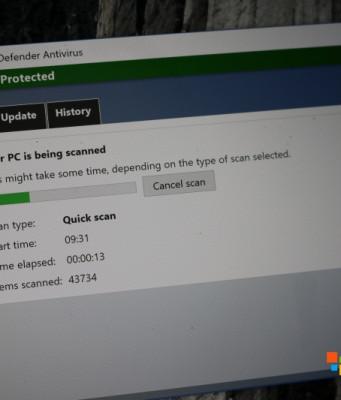 """Cara Menjalankan Windows Defender """"Klasik"""" di Windows 10 Creators Update"""