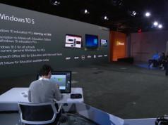 Microsoft Resmi Memperkenalkan Windows 10 S
