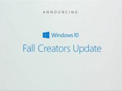Microsoft Resmi Memperkenalkan Windows 10 Fall Creators Update
