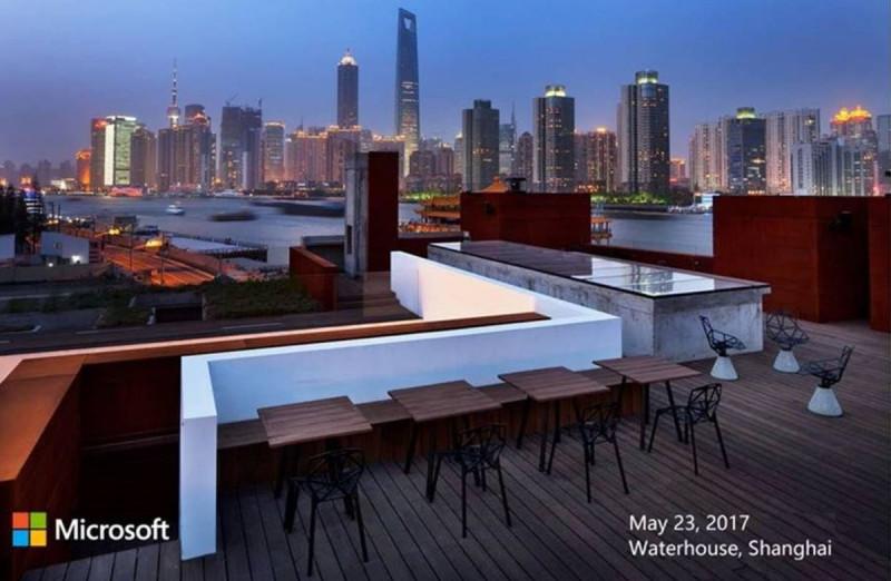 Microsoft Event Selanjutnya Diadakan di China pada 23 Mei 2017