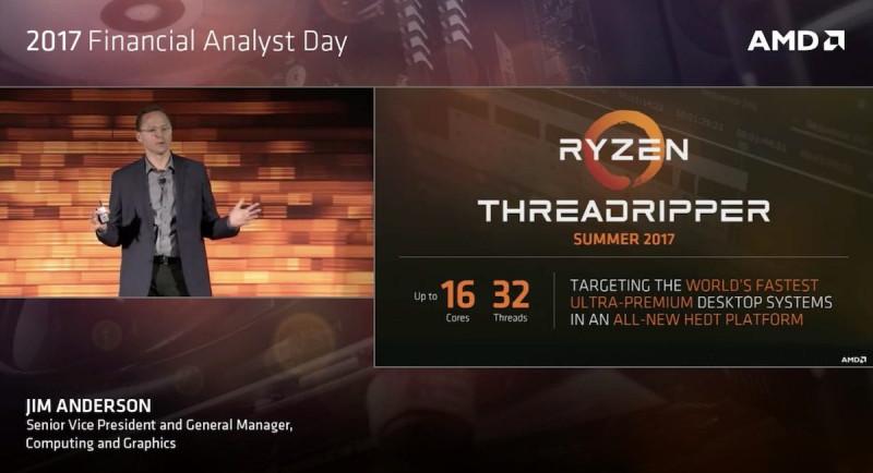 Tak Ingin Kalah dari Intel, AMD Resmi Memperkenalkan Ryzen Threadripper!