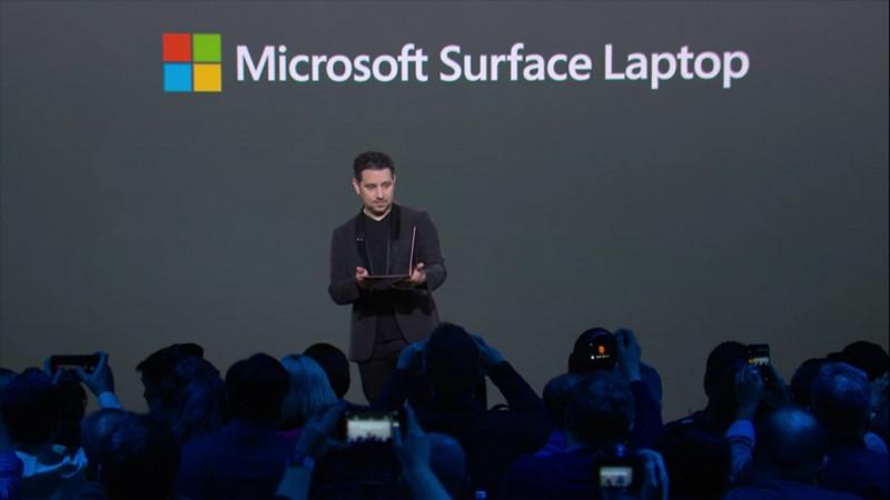 Surface Laptop Resmi Dirilis, Berikut Spesifikasi dan Harganya