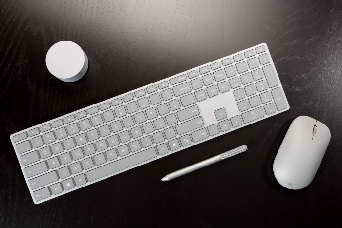 Keyboard Terbaru Microsoft Sudah Built-In Fingerprint Scanner!