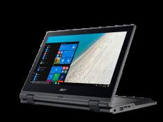 Acer TravelMate Spin B1: Laptop dengan Windows 10 S Pertama dari OEM