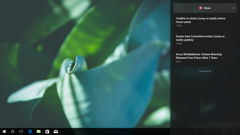 Tampilan Baru Control Center Windows 10 Bocor