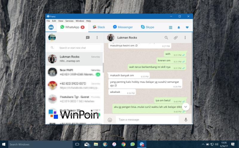 Inilah 3 Aplikasi Chat Terbaik untuk Windows