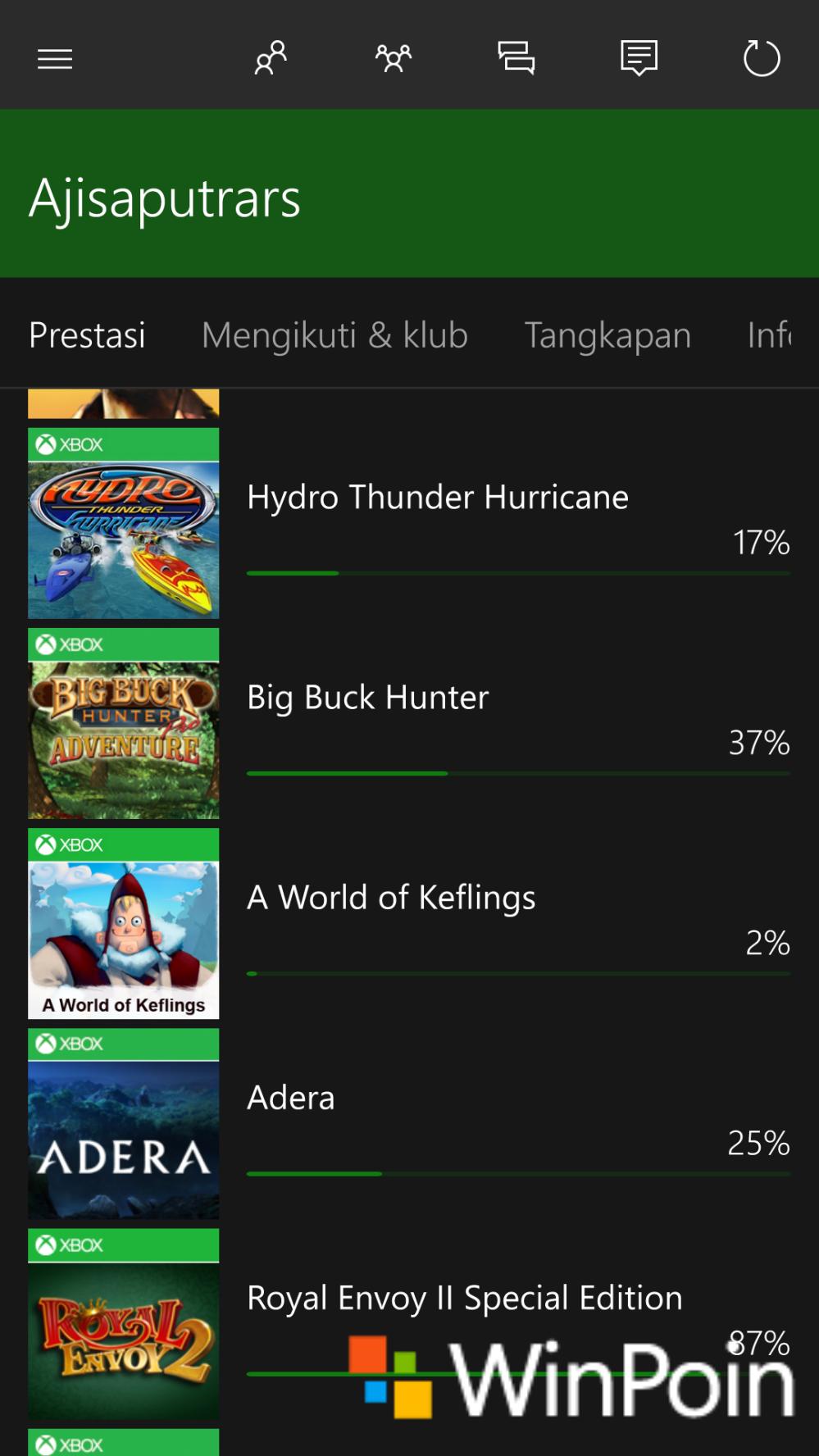 Memanfaatkan Layanan Xbox Live Sebagai Media Sosial