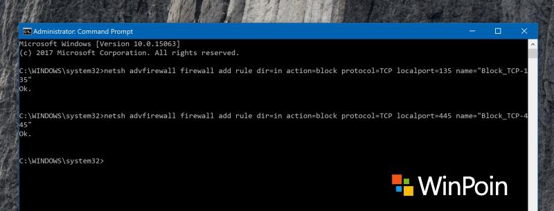 Cara Mencegah Ransomware WannaCrypt (WannaCry) Menginfeksi Komputer