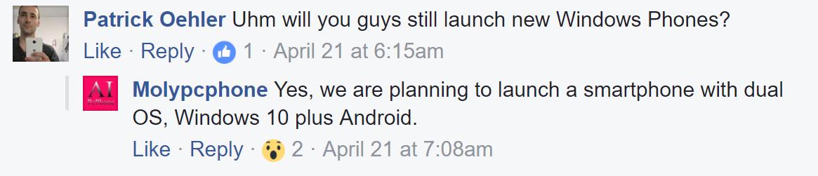 Ponsel Dual Boot (Android dan Windows Phone) Segera Diproduksi?