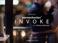 Harman Kardon Invoke, Speaker Pintar dengan Cortana
