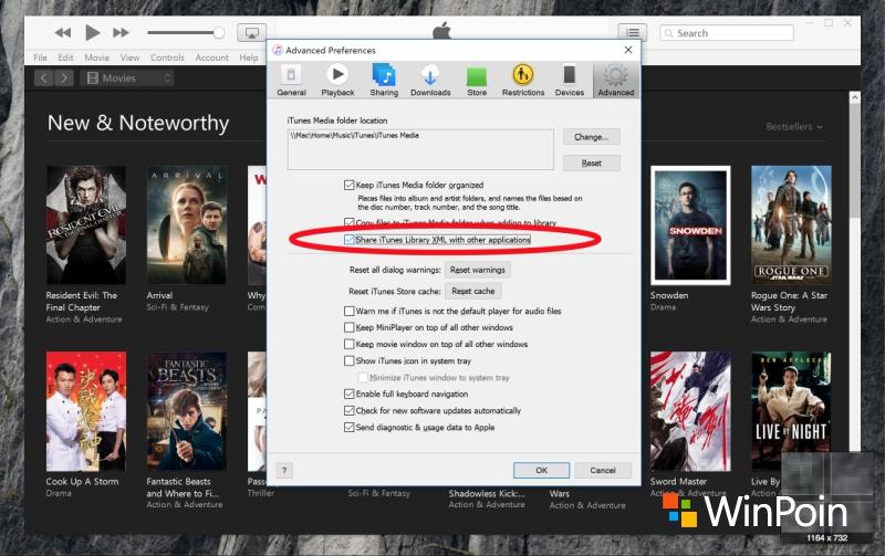 Menghilangkan Proteksi DRM iTunes Melalui Windows dengan Mudah