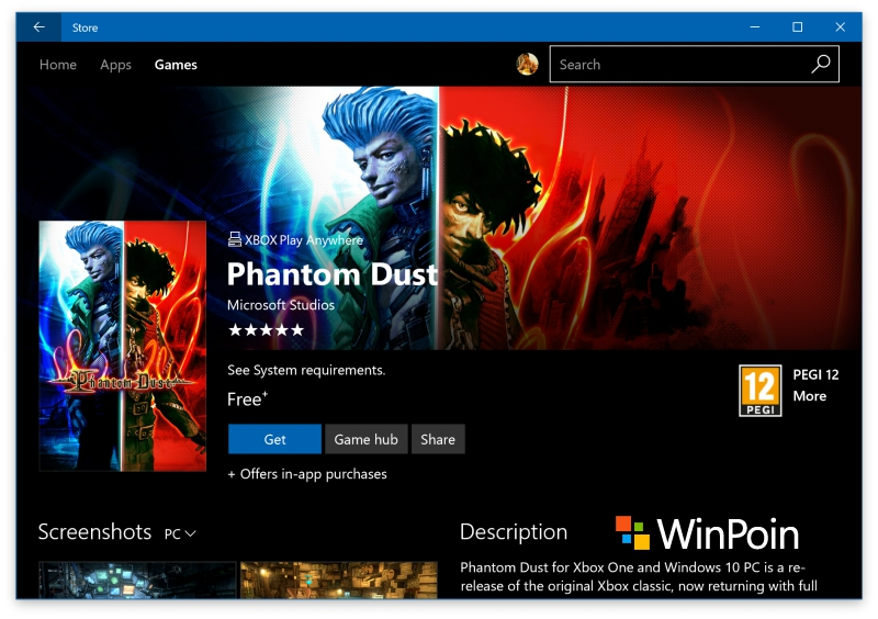 Game Seru Phantom Dust Dirilis — Download Gratis di Windows & Xbox!