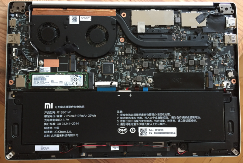 Mi Notebook Air 13 Ultimate Edition: Seri Laptop Powerful Besutan Xiaomi