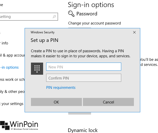 Cara Memasang PIN di Windows 10 (5)