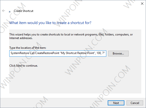 Cara Membuat Restore Point di Windows 10 Dengan Double Klik (2)