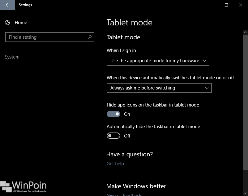 Cara Menyembunyikan Halaman Settings di Windows 10 (6)