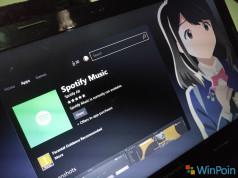 Aplikasi Spotify Resmi Tersedia di Windows 10, Tapi . . .