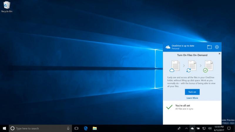 OneDrive Files On-Demand: Apa Itu dan Apa Manfaatnya?